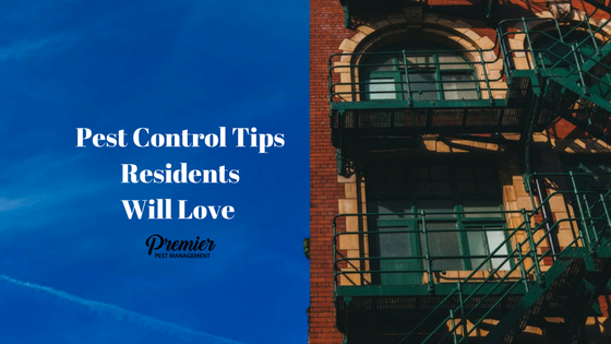 Pest Management Tips for Residents and property managers saskatchewan